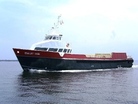 Fast Supply Vessels - Boat Builder